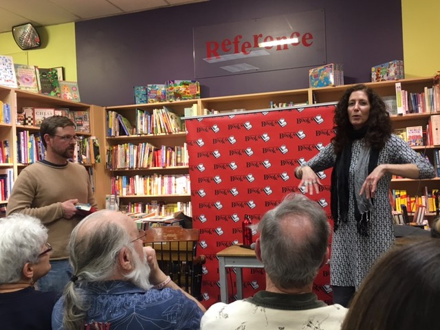 """Taking Control of Your Adoption Story"" Book Reading at Porter Square Books Enjoyed by Many"